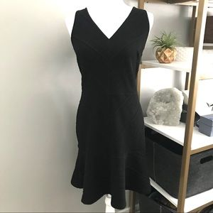 Ann Taylor Loft little black dress
